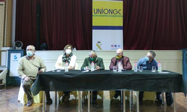 El secretario General de UGT ha arropado a la UnionGC en las próximas elecciones al Consejo de la Guardia Civil